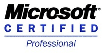 Microsoft Certified Professional - Logo